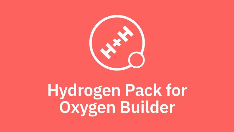 Hydrogen Pack For Oxygen Builder 1.3.1