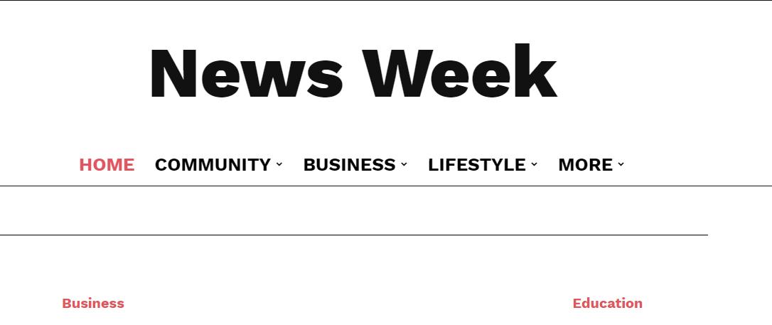 Newspaper News Week