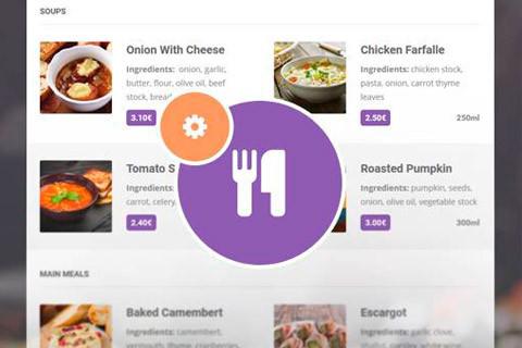 AIT Food Menu 2.0.2