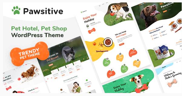 Pawsitive - Pet Care & Pet Shop