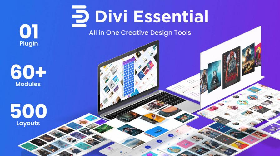 Divi Essential 4.0.0