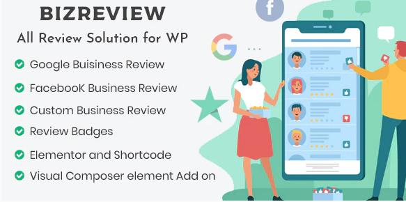 BIZREVIEW - Business Review WordPress Plugin