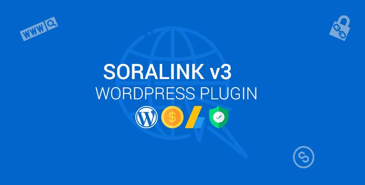 SoraLink WordPress Plugin