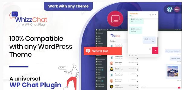 WhizzChat - A Universal WordPress Chat Plugin