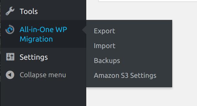 Amazon S3 Extension