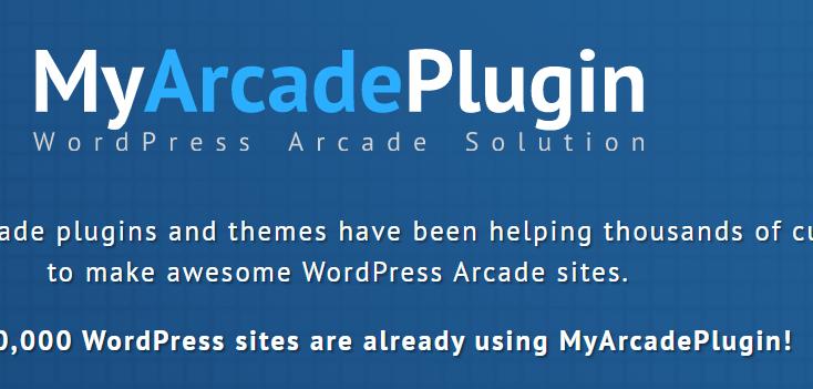 MyArcadePlugin Pro