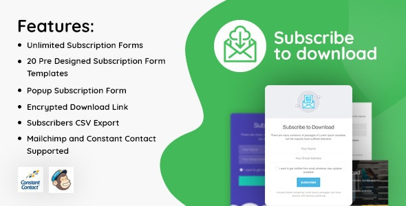AIT Subscribe Form 2.0.2