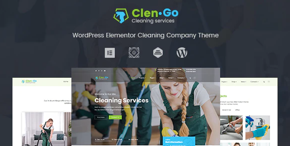 Clengo - Cleaning Company