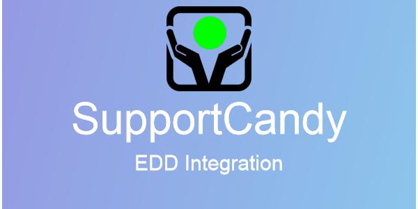 SupportCandy - EDD Integration 1.0.7