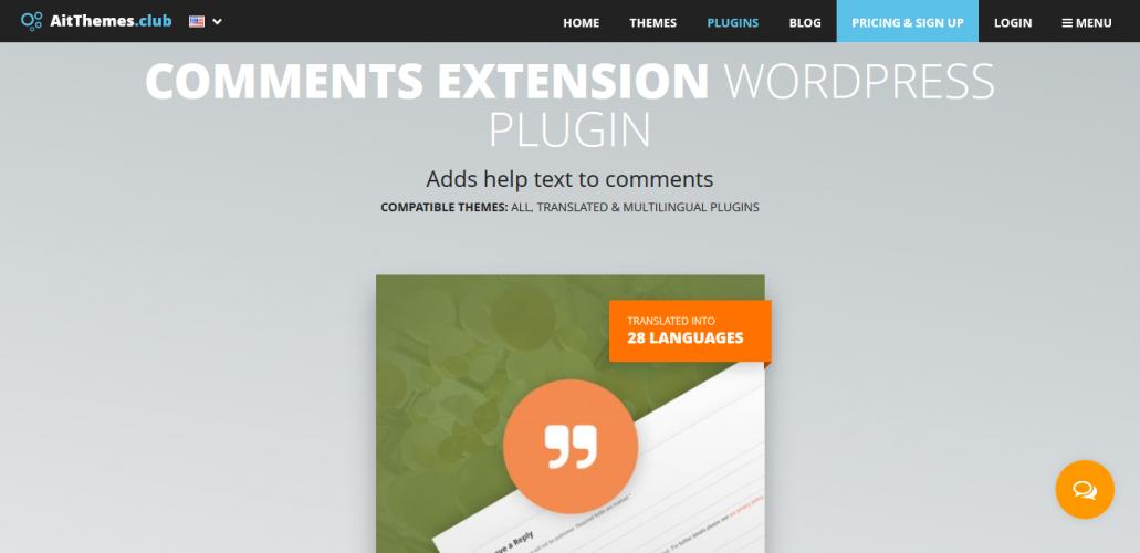 AIT Comments Extension 2.0.2