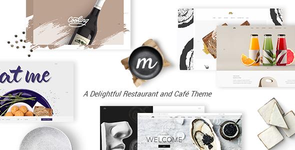 Morsel - Delightful Restaurant and Café Theme