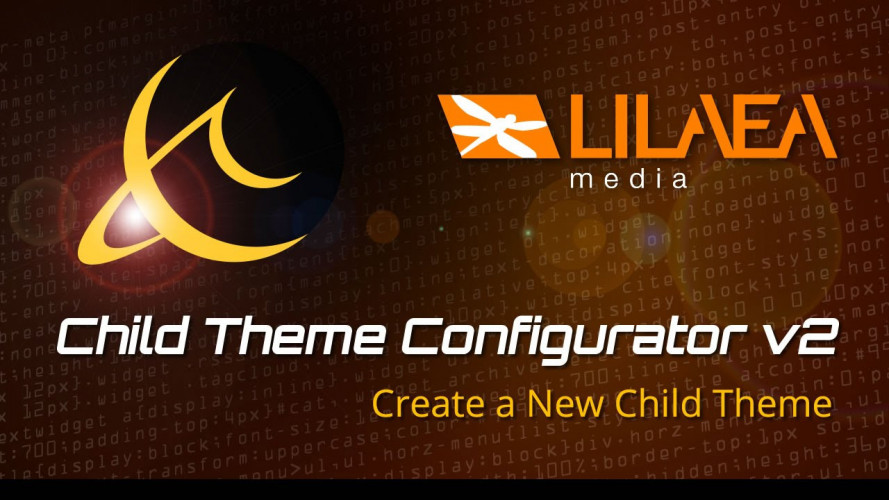 Child Theme Configurator Pro 2.2.2