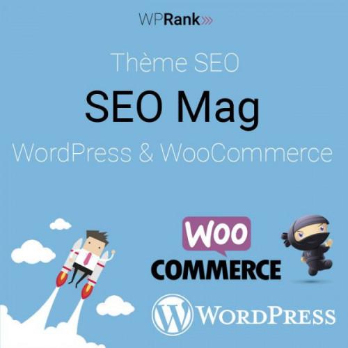 SEO Mag WordPress & WooCommerce Theme