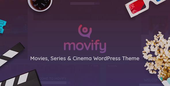 Movify – Movie and Cinema Theme