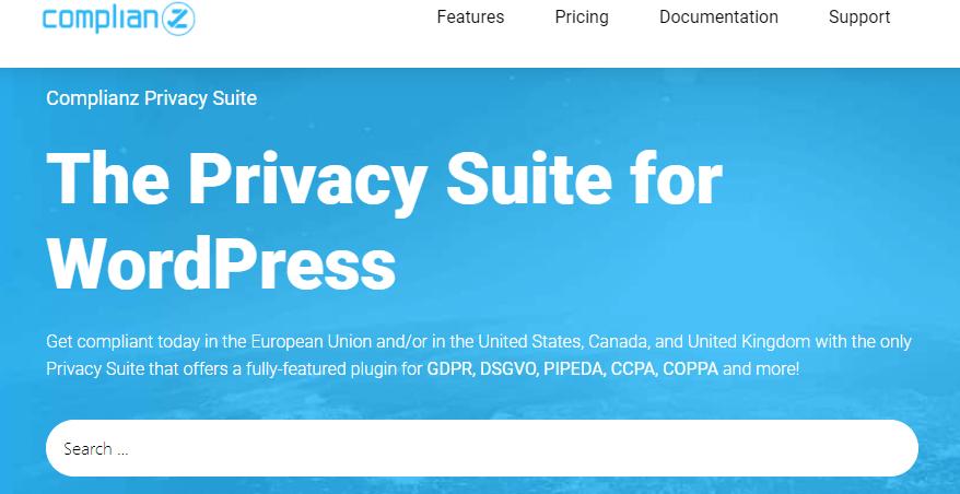 Complianz Privacy Suite
