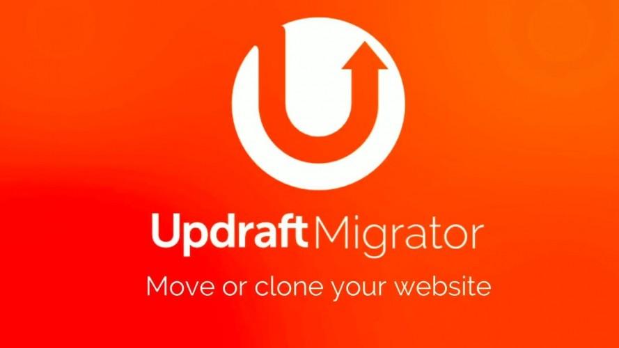Migrator - UpdraftPlus