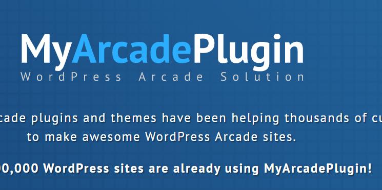 MyArcade plugin