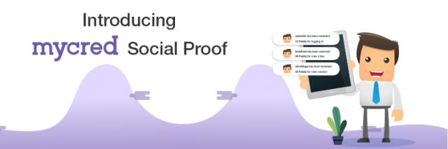 myCred Social Proof 1.2.3