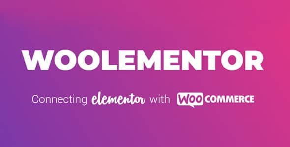 Woolementor Pro + Free Version (Activated)  +  2.0.4 + 2.0.3