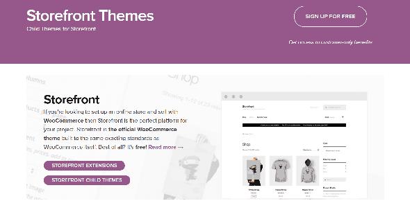 WooCommerce Storefront - Homestore  2.0.32