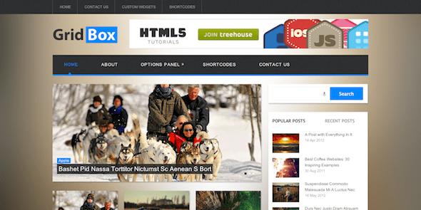 MyThemeShop Boxline - Modern & Elegant WordPress Magazine Theme  1.1.0