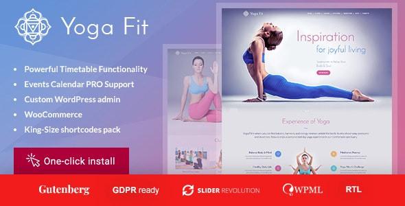 Yoga Fit  1.2.8