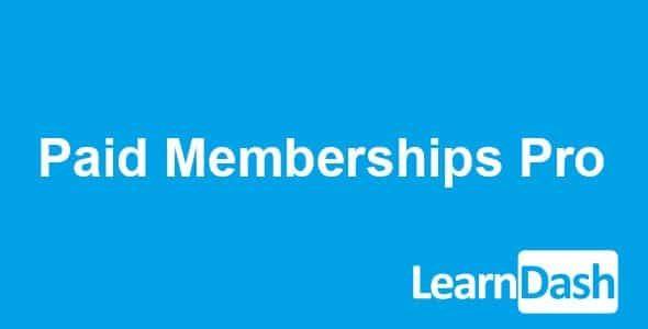 LearnDash LMS - Paid Memberships Pro  1.2.0