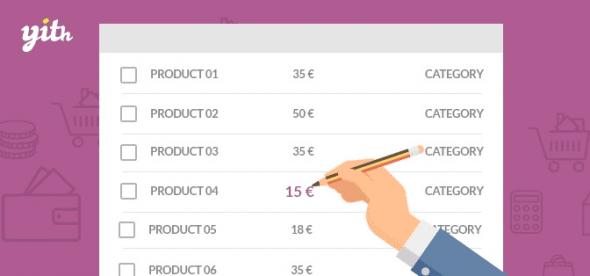 YITH WooCommerce Bulk Product Editing  1.2.33