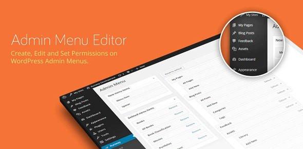Admin Menu Editor Pro + Addons  2.14.2