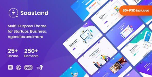 SaasLand  3.3.5