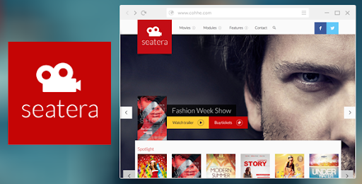 Seatera - Seat Reservation WordPress Theme  Version: