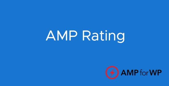 Ratings for AMP  2.7.8