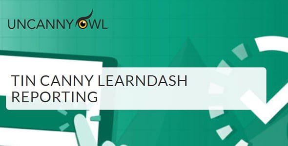 Tin Canny LearnDash Reporting  3.5.2