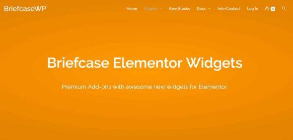 Briefcase Elementor Widgets  2.2.5