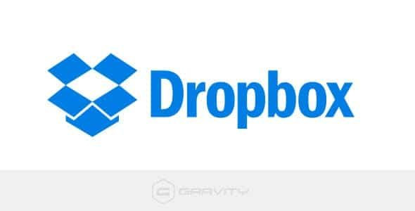 Gravity Forms Dropbox  2.9