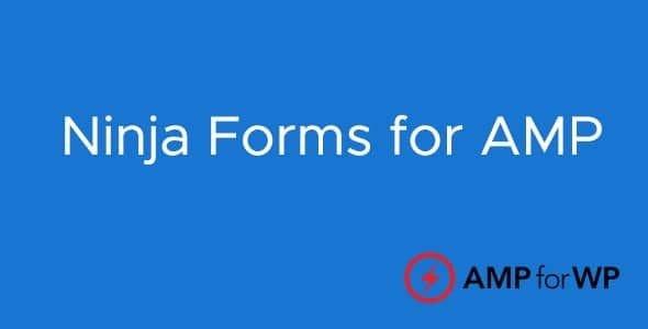 Ninja Forms for AMP  1.2.4