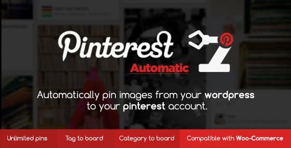 Pinterest Automatic Pin  4.14.4