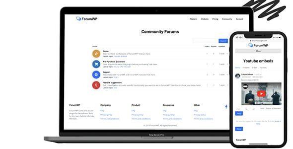 ForumWP - Plus Modules  1.0.1
