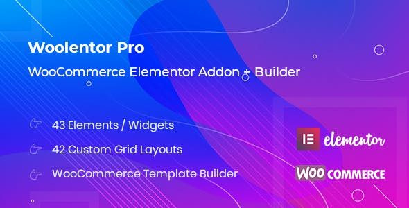 WooLentor Pro  1.5.5