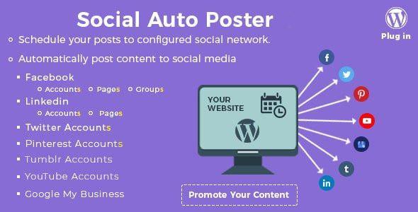 Social Auto Poster  4.0.3