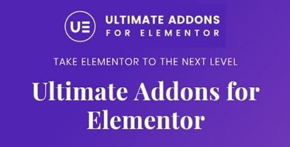 Ultimate Addons for Elementor  1.30.2