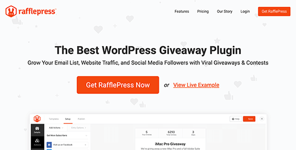 RafflePress Pro  1.6.1