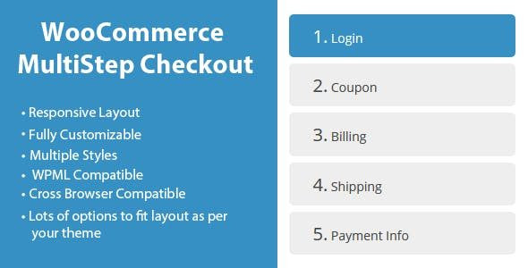 WooCommerce MultiStep Checkout Wizard  3.7.1