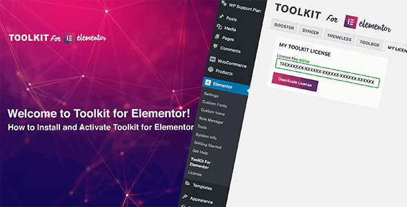 Toolkit For Elementor  1.3.13
