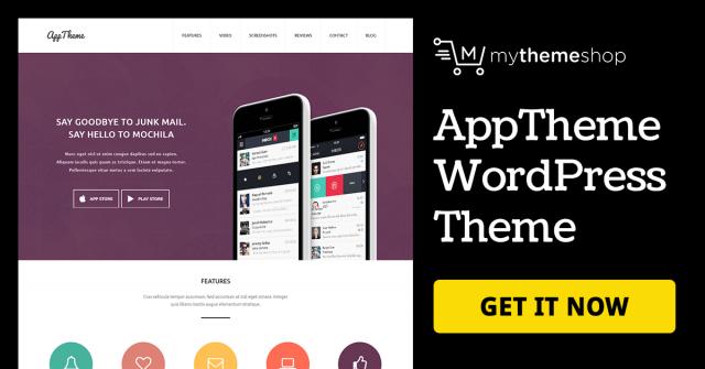 MyThemeShop AppTheme  1.2.8