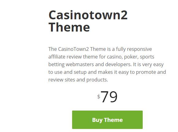 Casinotown2 Theme