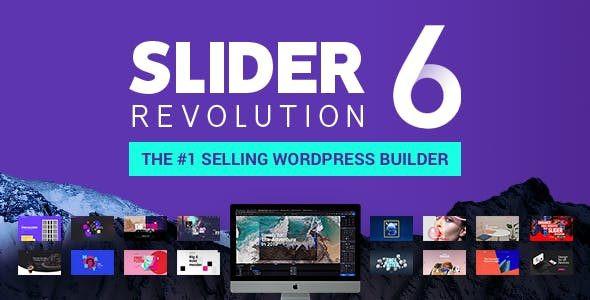 Slider Revolution   6.5.8