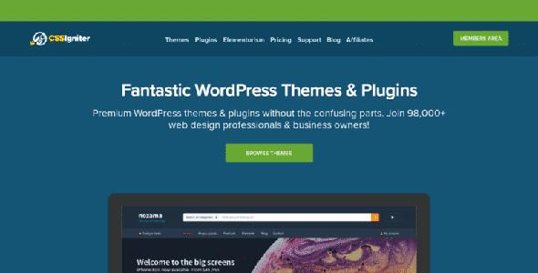 CSSIgniter Themes - Amaryllis  3.0.2