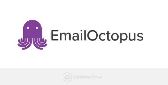 Gravity Forms EmailOctopus Add-On  1.2