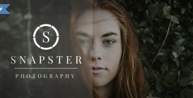 Snapster - Photography WordPress 1.0.7